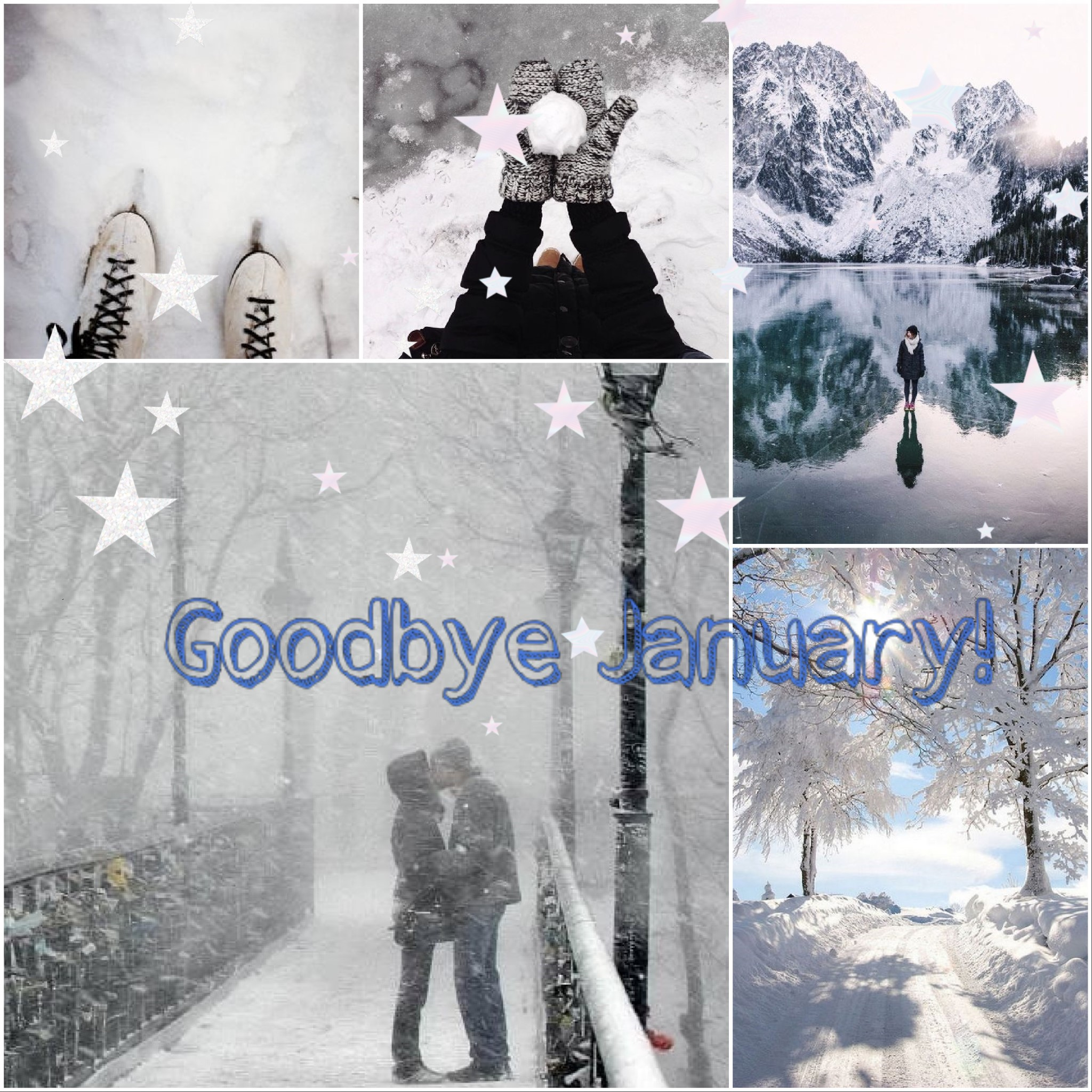 Goodbye January!